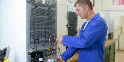 5 Steps to Tell if a Refrigerator Compressor Is Bad, Lexington-Fayette, Kentucky