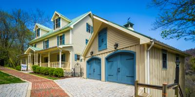 What to Know About Carriage Garage Doors, North Ridgeville, Ohio