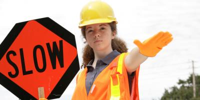 Roadway Flagging: 5 Facts Drivers Should Know About Construction Traffic Control, West Chester, Ohio