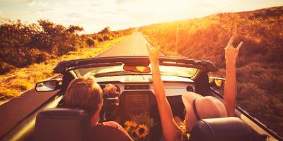 5 Hazards of Summer Driving, Roanoke, Virginia