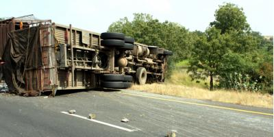 How to Handle a Tractor-Trailer Accident , Roanoke, Virginia