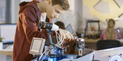 How is Learning Robotics During the Summer Beneficial to Children?, Hackensack, New Jersey