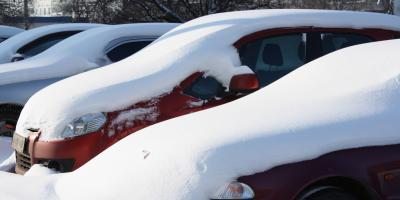 How to Manage Damaged Auto Glass in Winter, Rochester, New York