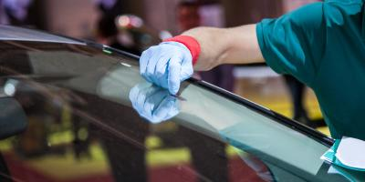 What Should You Do if Your Windshield Is Cracked?, Rochester, New York