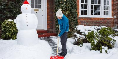 How to Select the Perfect Snow Shovel, Irondequoit, New York