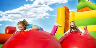 3 Reasons Kids Love Bounce Houses, Greece, New York