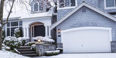 3 Reasons to Change Your Garage Door Rollers This Winter, Rochester, New York