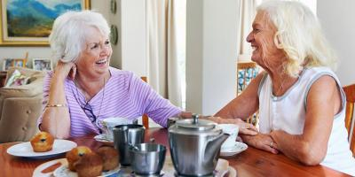 A Guide to Keeping Your Elderly Parent Social, Henrietta, New York