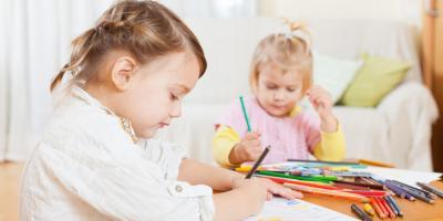 3 Ways Arts & Crafts Support Child Development, Rochester, New York