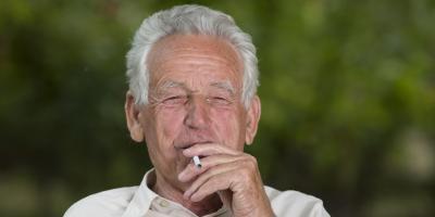 How to Help a Senior Loved One Stop Smoking, Henrietta, New York