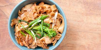 A Basic Primer on Asian Noodles, Brighton, New York