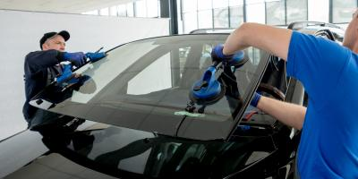 A Driver's Guide to Windshield Cracks, Rochester, New York
