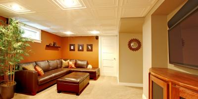 3 Ways to Make Your Basement Feel Larger, Rochester, New York