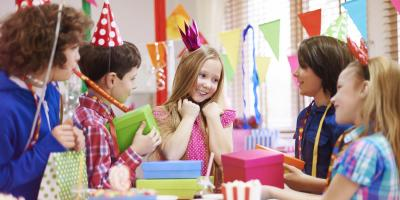4 Exciting Birthday Ideas for Kids, Greece, New York
