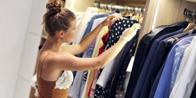 Do's & Don'ts of Tidying Up a Closet, Rochester, New York