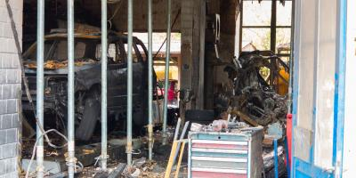 3 Steps to Take When Dealing With Fire Damage Repair, Rochester, New York
