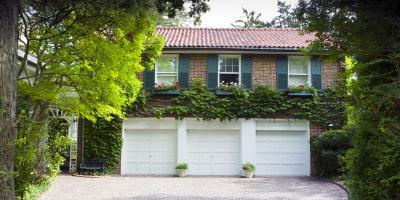 4 Popular Garage Door Styles, Rochester, New York