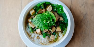 3 Tips for Ordering Vegetarian Pho, Brighton, New York
