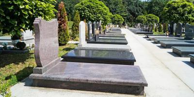 4 Reasons to Consider Granite Headstones, Rochester, New York