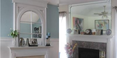 3 Custom Mirror Tips to Make Your Space Look Larger, Greece, New York