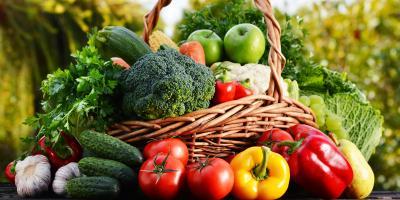 Are Organic Vegetables Better for You?, Henrietta, New York