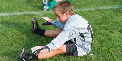 A Young Athlete's Guide to Stretching, Rochester, New York