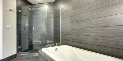 6 Types of Shower Glass Doors to Consider for Your Bathroom, Greece, New York