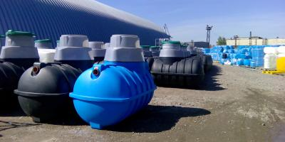 4 Advantages of Poly Septic Tanks, Irondequoit, New York