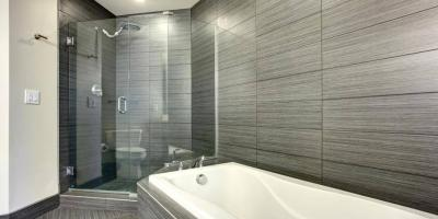 3 Factors to Consider When Picking Shower Glass Doors, Rochester, New York
