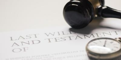 How Wills & Trusts Differ, Rochester, New York