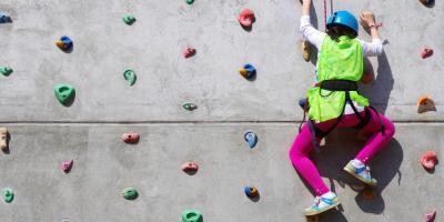 How to Plan a Gymnastics, Rock Climbing, or Ninja-Themed Birthday Party, Hawthorne, New Jersey
