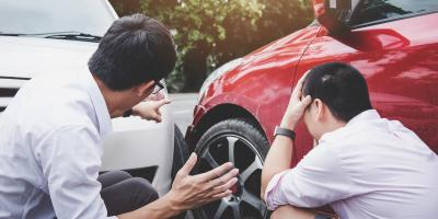 3 Common Places Where Auto Collisions Occur , Greenfield, Minnesota