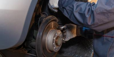 5 Signs You Need Brake Service, Rocky Ford, Colorado