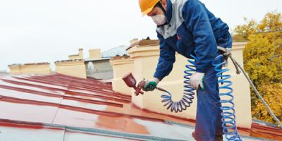 5 Enticing Reasons to Invest in Commercial Roof Coating , Koolaupoko, Hawaii