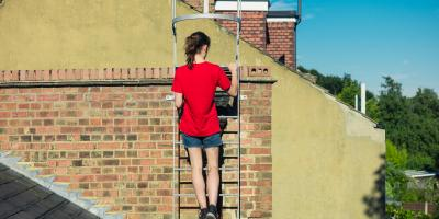 3 Reasons Why Going on Your Roof Is Dangerous, San Marcos, Texas