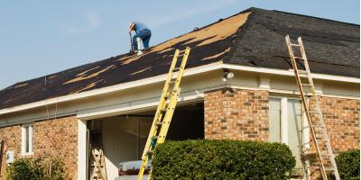 How to Check if Roof Repairs Are Necessary Following a Storm, Kannapolis, North Carolina