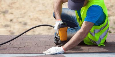 5 Signs of Damage That Requires Roof Repair, Springboro, Ohio