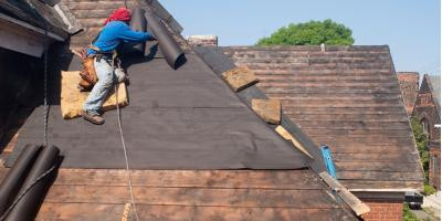 3 Signs You Need a Total Roof Replacement, Wisconsin Rapids, Wisconsin