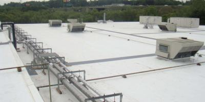 5 Signs You May Need a Commercial Roofing Replacement, Winston, North Carolina