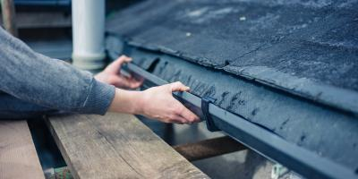 3 Reasons to Hire Roofing Contractors for Gutter Installation, Lexington-Fayette Central, Kentucky