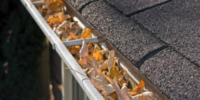 Fairport Roofing Contractors on the Value of Gutter Cleaning, Fairport, New York