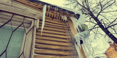 An Introduction to Ice Dams, Jenks, Oklahoma