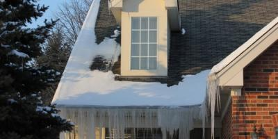 Roofing Company Explains Why Gutter Maintenance Is Important & How Often Do It, Franklin, Ohio