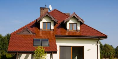 How to Select the Best Color for Your Home's Roof, Kannapolis, North Carolina
