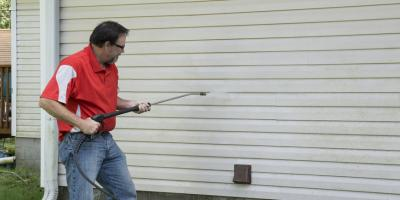 Top 3 Tips for Vinyl Siding Maintenance, Bayfield, Wisconsin