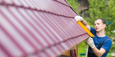 3 Unique Benefits of Metal Roofing, Franklin, Ohio