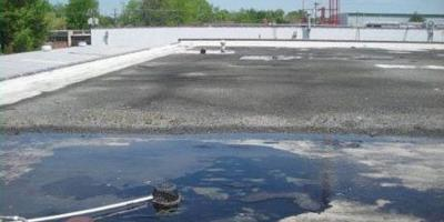 3 Ways to Fix a Leaking Commercial Roof, Winston, North Carolina
