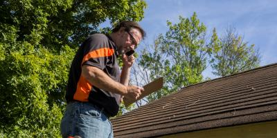 3 Types of Damage Caused By Roofing Leaks, Clarksville, Maryland
