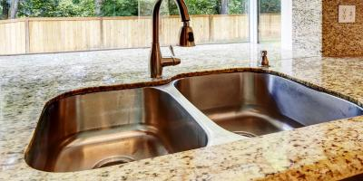 4 Popular Kitchen Sink Styles, Rush, New York