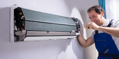 How to Prevent Your Air Conditioner From Causing Water Damage, Russellville, Arkansas
